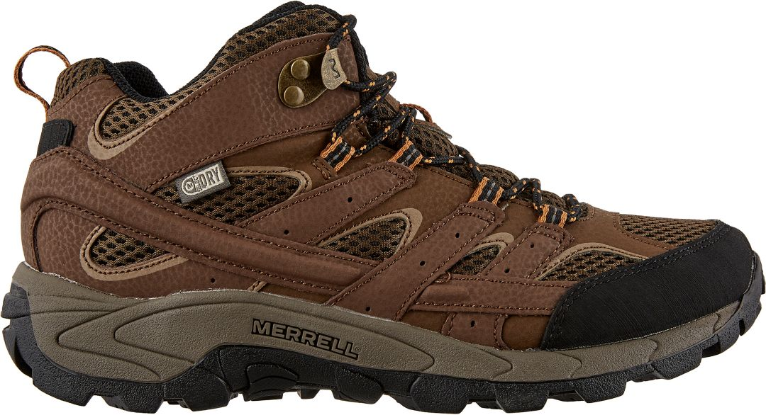 1850a5dc25f Merrell Kids' Moab 2 Mid Waterproof Hiking Boots