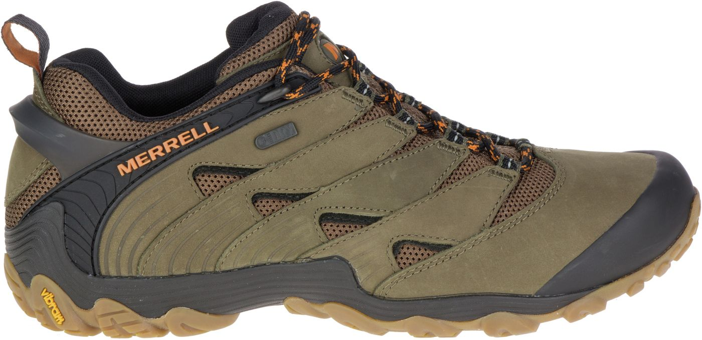 Merrell Men's Chameleon 7 Waterproof Hiking Shoes