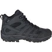 Merrell Men's Moab 2 Mid Waterproof Tactical Boots