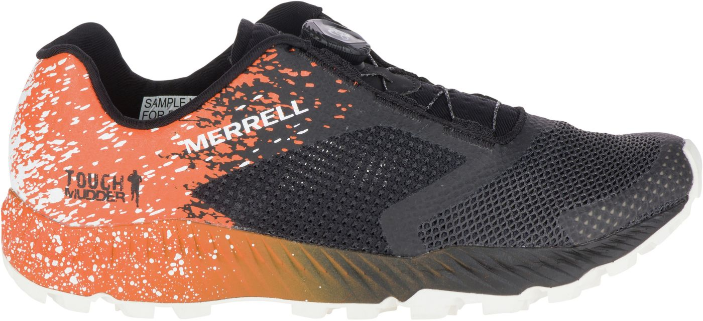 Merrell Men's All Out Crush 2 Tough Mudder BOA Trail Running Shoes
