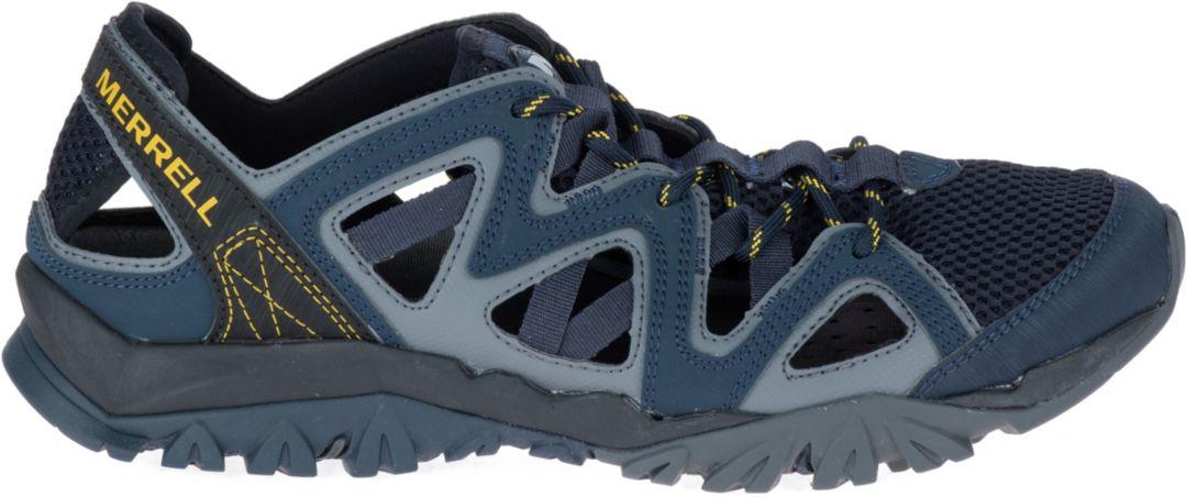 5abb60b4e0a2 Merrell Men s Tetrex Crest Wrap Water Sandals 1