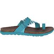 Merrell Women's Around Town Sunvue Thong Woven Sandals
