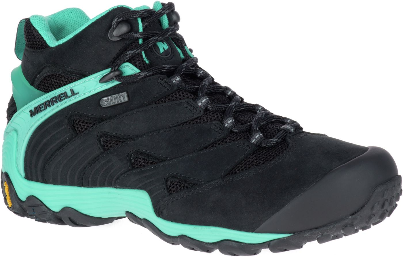 Merrell Women's Chameleon 7 Mid Waterproof Hiking Boots