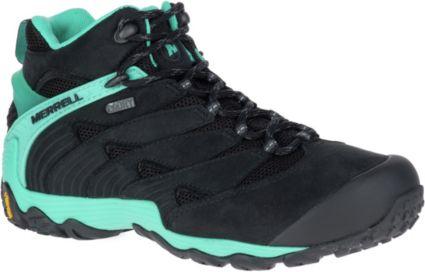 Merrell Women's Chameleon 7 Mid Waterproof Hiking Boots
