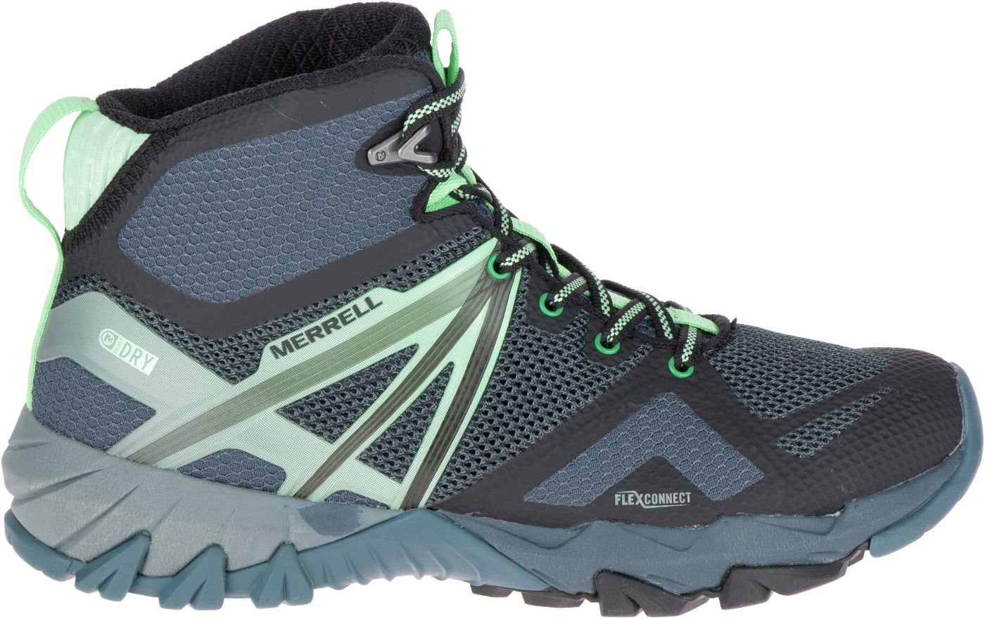Merrell Women's MQM Flex Mid Waterproof Hiking Boots