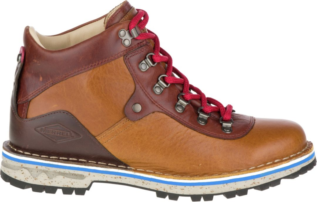 25a947d3e9b Merrell Women's Sugarbush Waterproof Hiking Boots