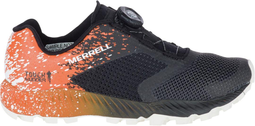 Merrell Women's All Out Crush 2 Tough Mudder BOA Trail Running Shoes