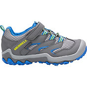 Merrell Kids' Chameleon 7 Access Low A/C Waterproof Hiking Shoes