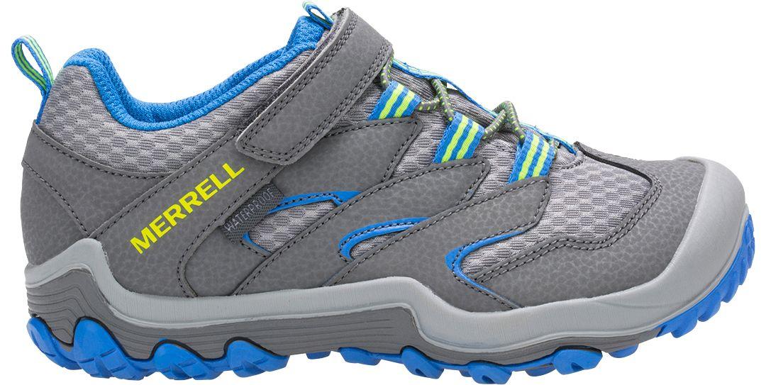 5e80025d768 Merrell Kids' Chameleon 7 Access Low A/C Waterproof Hiking Shoes