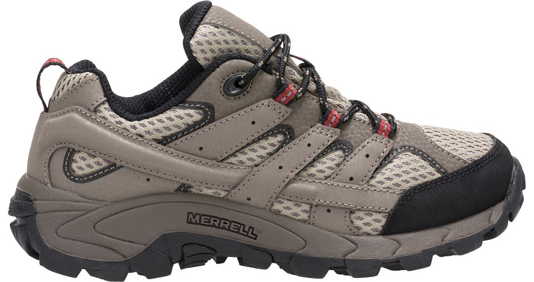 473c3833 Merrell Kids' Moab 2 Low Hiking Shoes