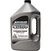 Mercury Quicksilver Premium Plus 2-Stroke Outboard Oil – Gallon