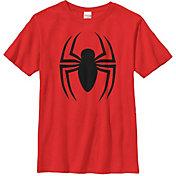 Fifth Sun Boys' Marvel Ultimate Logo Graphic T-Shirt