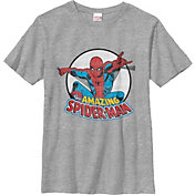 Fifth Sun Boys' Marvel Flying Spider Graphic T-Shirt
