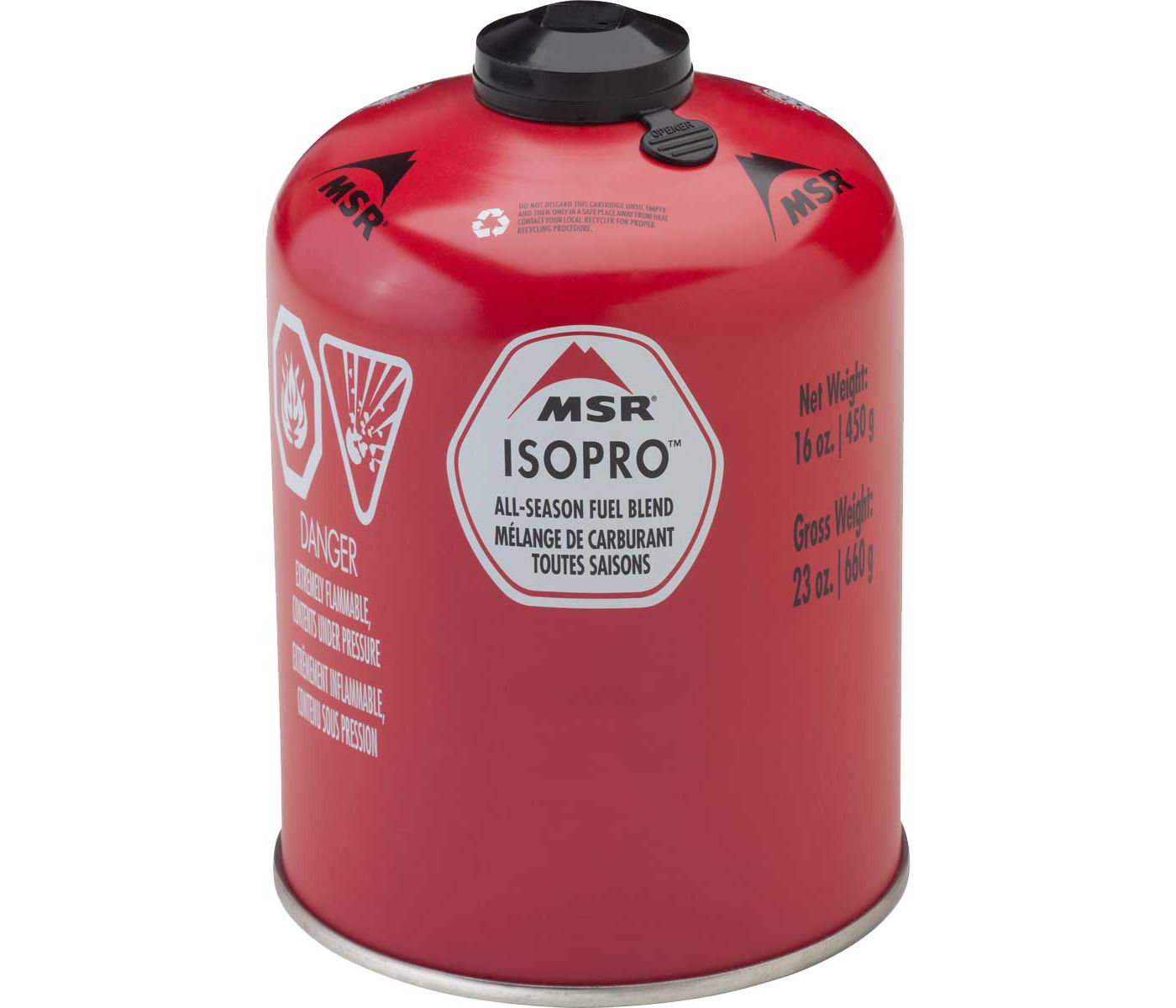 MSR IsoPro Fuel 16 oz. Canister