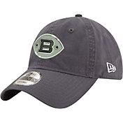 New Era Men's Birmingham Iron 9Twenty Dark Graphite Adjustable Hat