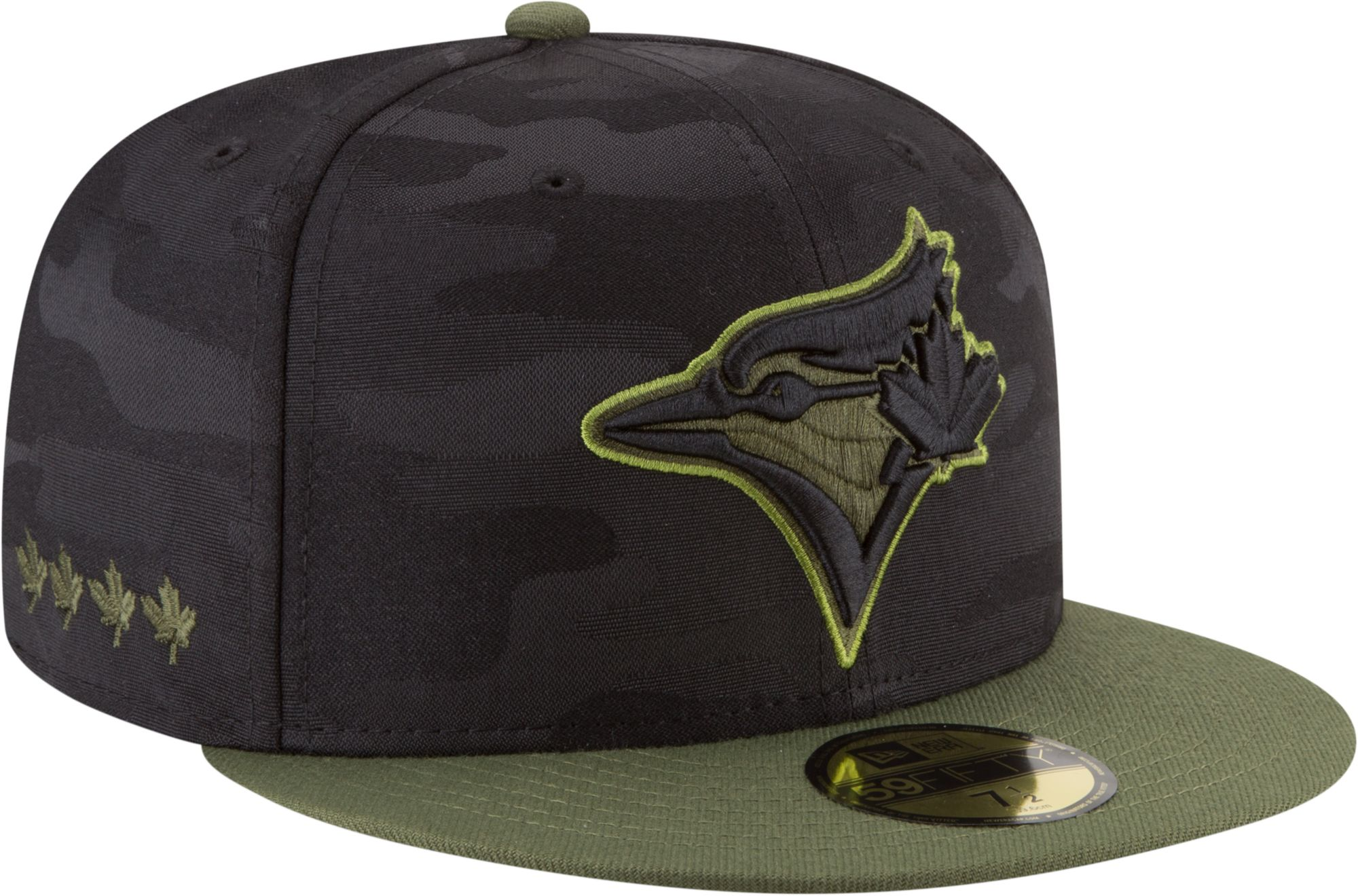 check out 9e6d1 a0850 ... clearance new era mens toronto blue jays 59fifty 2018 memorial day  fitted hat f889a bd2ee ...