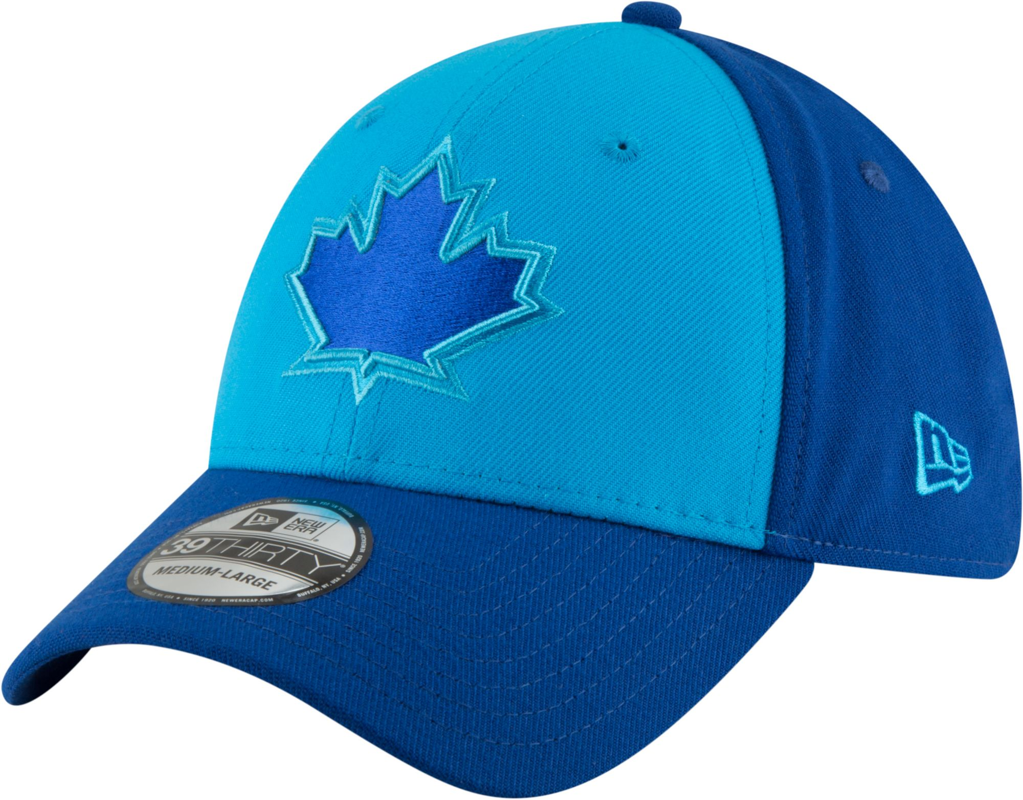 the best attitude 6ee22 87f4f ... inexpensive new era mens toronto blue jays 39thirty mlb players weekend  stretch fit hat 7b3ee 89811