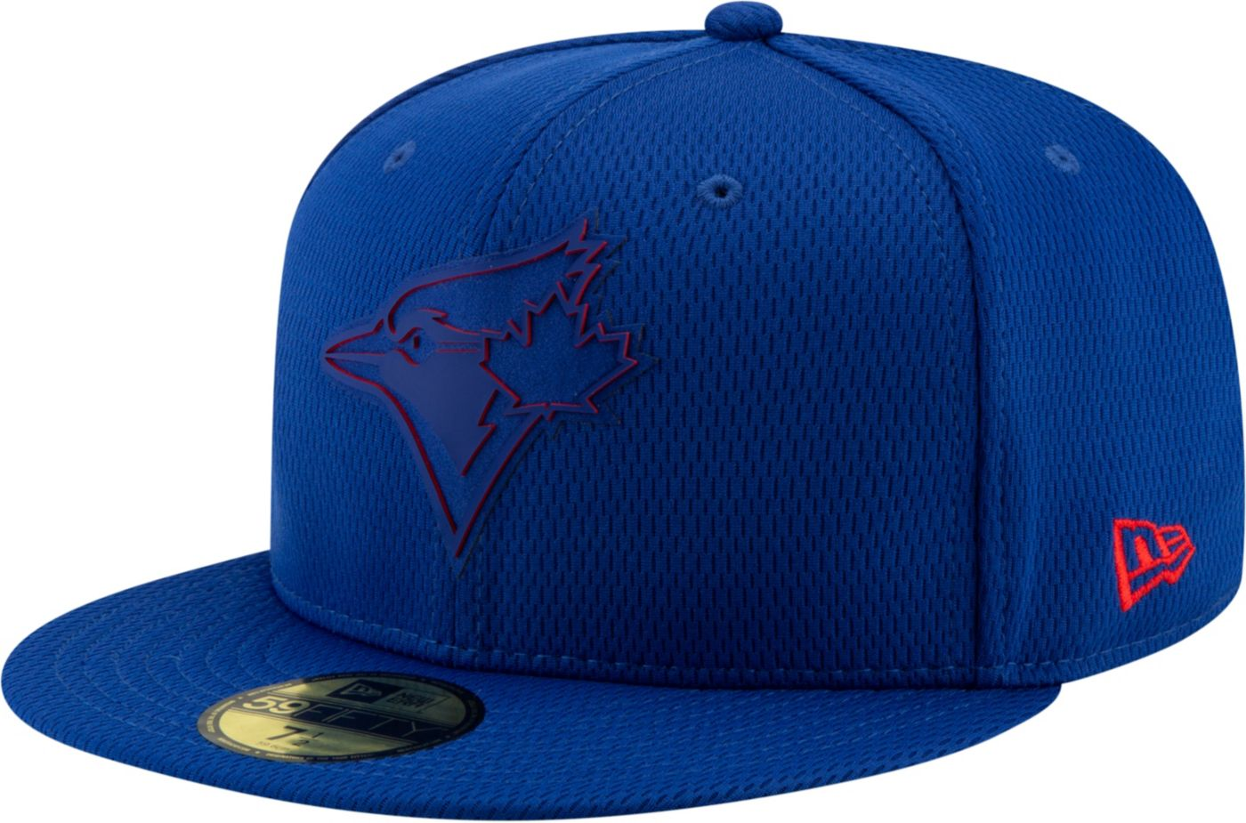New Era Men's Toronto Blue Jays 59Fifty Clubhouse Royal Fitted Hat