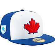 New Era Men's Toronto Blue Jays 59Fifty HexTech 2019 Spring Training Fitted Hat