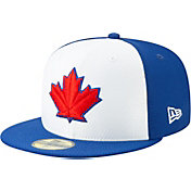 New Era Men's Toronto Blue Jays 59Fifty HexTech Batting Practice Fitted Hat