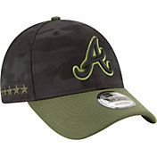 New Era Men's Atlanta Braves 9Forty 2018 Memorial Day Adjustable Hat