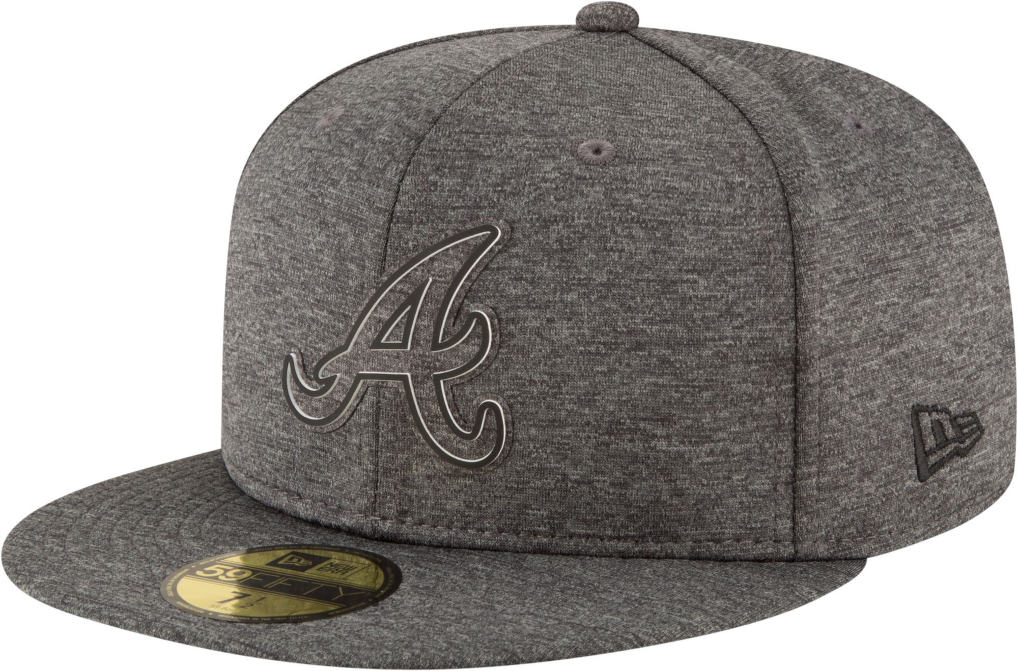 43295a05f7b ... promo code for new era mens atlanta braves 59fifty clubhouse fitted hat  11e62 301df