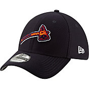New Era Men's Atlanta Braves 39Thirty HexTech Batting Practice Stretch Fit Hat