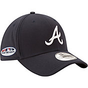 New Era Men's Atlanta Braves 39Thirty 2018 MLB Postseason Stretch Fit Hat