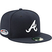 New Era Men's Atlanta Braves 59Fifty 2018 MLB Postseason Authentic Hat