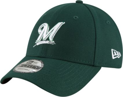 72505c46d51 New Era Men s Milwaukee Brewers Sports Matter 9Forty Adjustable Hat.  noImageFound