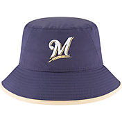 New Era Men's Milwaukee Brewers Clubhouse Bucket Hat