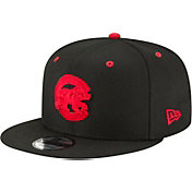 New Era Men's Chicago Cubs 9Fifty City Pride Black/Red Adjustable Snapback Hat