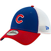 New Era Men's Chicago Cubs 39Thirty Practice Piece Stretch Fit Hat