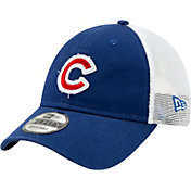 a553224f6077b Product Image · New Era Men s Chicago Cubs 9Forty Team Trucker Adjustable  Hat