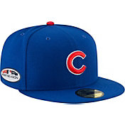 New Era Men's Chicago Cubs 59Fifty 2018 MLB Postseason Authentic Hat