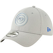 New Era Men's Chicago Cubs 39Thirty Clubhouse Grey Stretch Fit Hat
