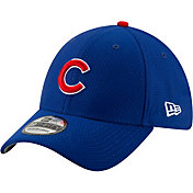 New Era Men's Chicago Cubs 39Thirty HexTech Batting Practice Stretch Fit Hat