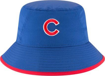 b81092d1c4b New Era Men s Chicago Cubs Clubhouse Bucket Hat