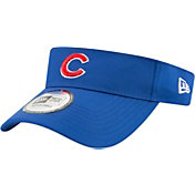 New Era Men's Chicago Cubs Clubhouse Adjustable Visor