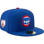 New Era Men's Chicago Cubs 59Fifty HexTech 2019 Spring Training Fitted Hat