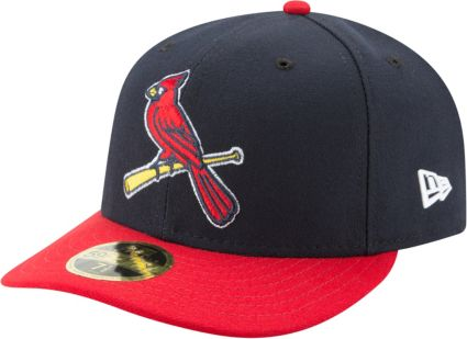 the best attitude 86ed5 2c2af New Era Men s St. Louis Cardinals 59Fifty Alternate Navy Low Crown Fitted  Hat