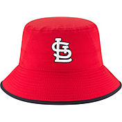New Era Men's St. Louis Cardinals Clubhouse Bucket Hat