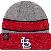 New Era Men's St. Louis Cardinals Clubhouse Knit Hat