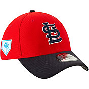 Product Image · New Era Men s St. Louis Cardinals 39Thirty HexTech 2019  Spring Training Stretch Fit Hat 1783e867698