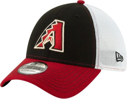 New Era Men s Arizona Diamondbacks 39Thirty Practice Piece Stretch Fit Hat.  noImageFound d4e983900