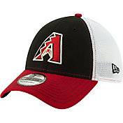New Era Men's Arizona Diamondbacks 39Thirty Practice Piece Stretch Fit Hat