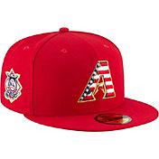 New Era Men's Arizona Diamondbacks 59Fifty 2018 4th of July Fitted Hat