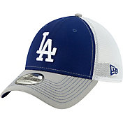 New Era Men's Los Angeles Dodgers 39Thirty Practice Piece Stretch Fit Hat