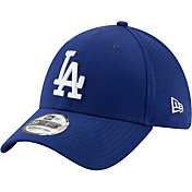 New Era Men's Los Angeles Dodgers 39Thirty Perf Play Stretch Fit Hat