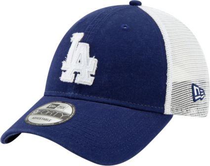 c1f2546709b New Era Men s Los Angeles Dodgers 9Forty Team Trucker Adjustable Hat ...